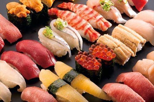寿司屋で「ダイエット中だから酢飯抜きで」←退店へ