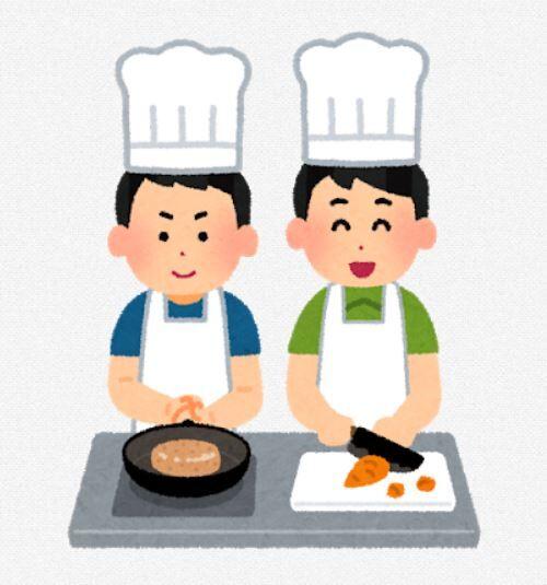 男の料理趣味ってウケ悪いん?