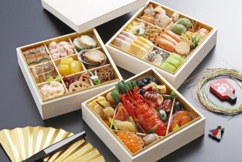 カレーライス食っていい? おせちや刺身や寿司 もうあきた