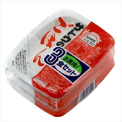 【速報】パックご飯、凄い売れてるらしい。 炊いたほうが(味も値段も)良くね?