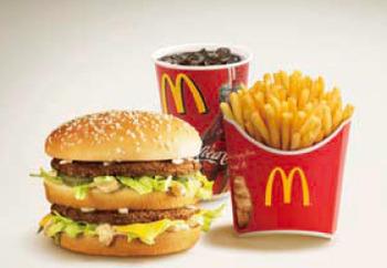 マクドナルドで1回いくら使う? ノルウェー人は平均1800円