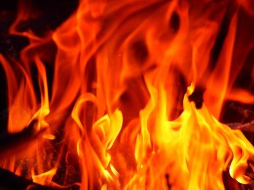 ○○が焼かれてる画像がやばすぎる...