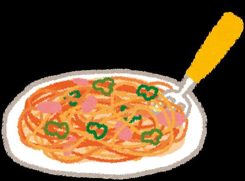 ナポリタンスパゲティの美味さは異常