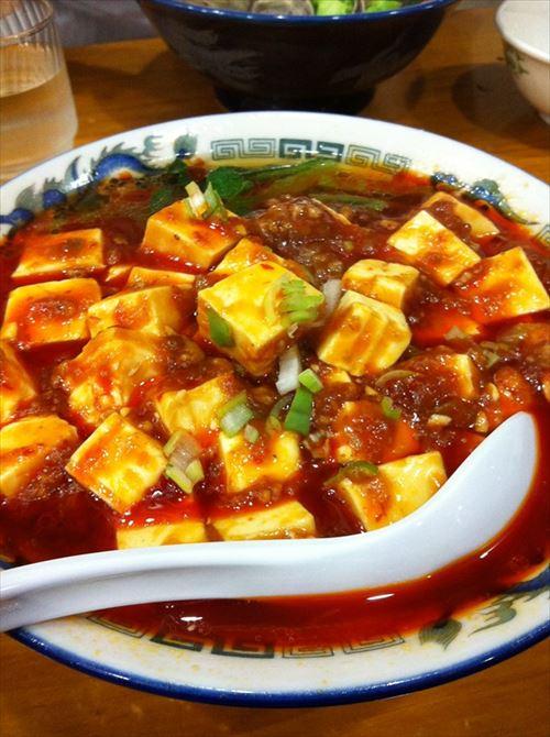 麻婆豆腐は木綿か絹か論争、決着がつく