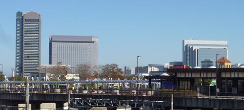 千葉ニュータウン中央駅周辺
