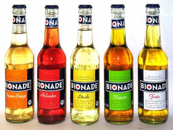 ドイツ系飲料の名前のかっこよさは異常