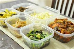 弁当のおかずと夜ごはんで一週間以上持つ作り置きサイクル