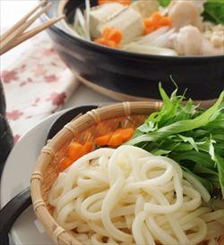 生麺を別茹でしてから鍋に入れると(゚Д゚ )ウマー