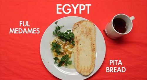 どれ食べたい?一皿で再現した世界の朝食を2分で見れちゃう動画が人気