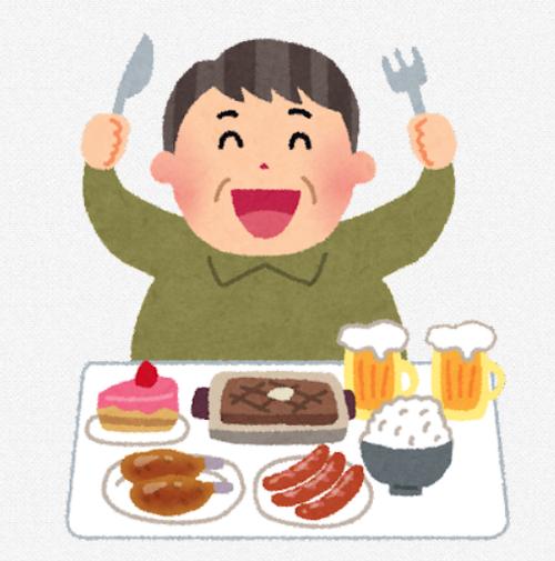 なんでデブってラーメン屋でラーメン大盛とチャーハンと餃子と唐揚げ食うの?