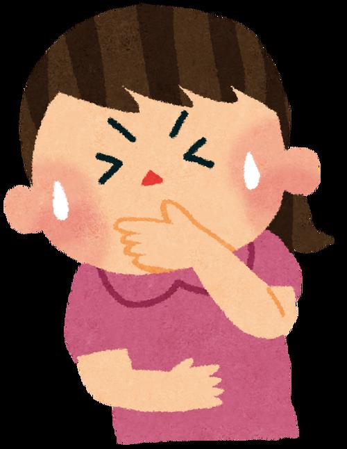 ワイ逆流性食道炎、灼熱の痛み