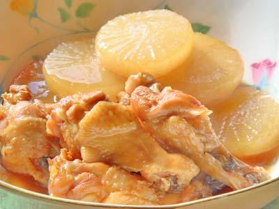 大根の煮物アレンジ