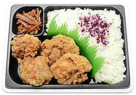 【悲報】セブンイ-レブンの唐揚げ弁当、唐揚げが減る