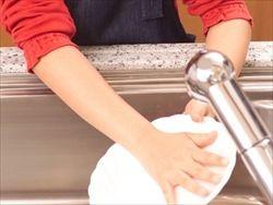 食器を洗うのが面倒臭い