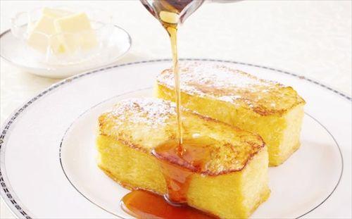 お前らって砂糖と卵大量に入れたフレンチトースト自作してそうだな