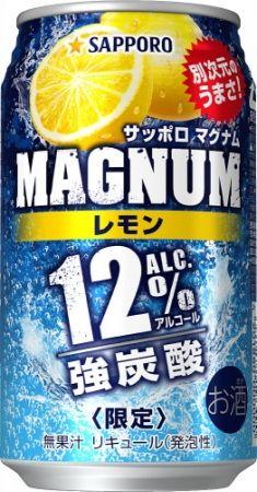 【悲報】サッポロビールさん、アルコール12%の缶チューハイを販売してしまう