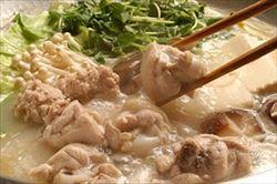 博多の水炊き、ポタージュみたいな濃厚スープでうまいよね