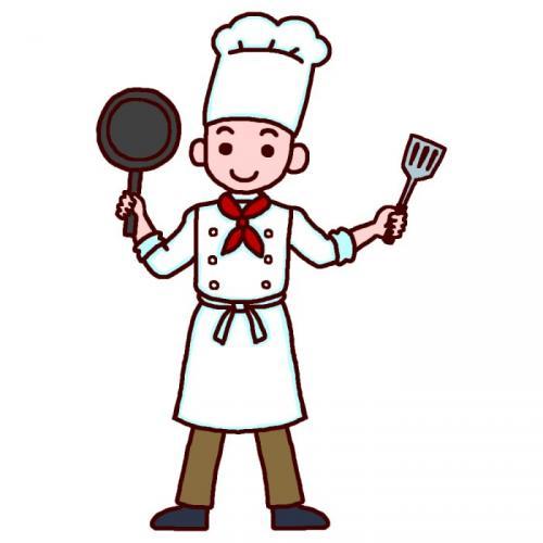 料理人に格好いい二つ名を付けるとしたらどんなの?