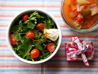 男性一人暮らしの為の健康によくて簡単なレシピ