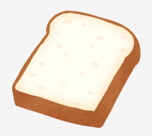 食パンとか言う意味不明な食べ物