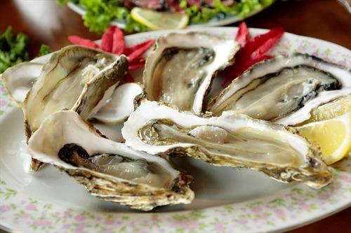 牡蠣とかいう好き嫌いがはっきり分かれる食い物