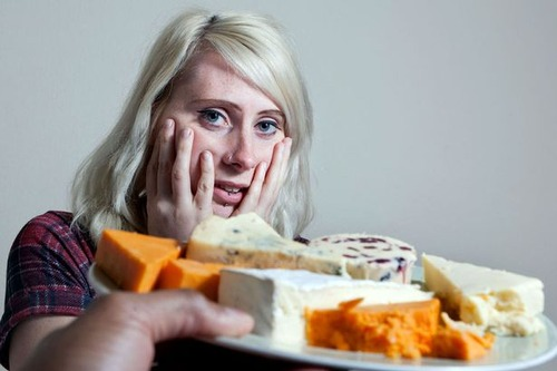 チーズを見ただけでパニックに陥る「チーズ恐怖症」
