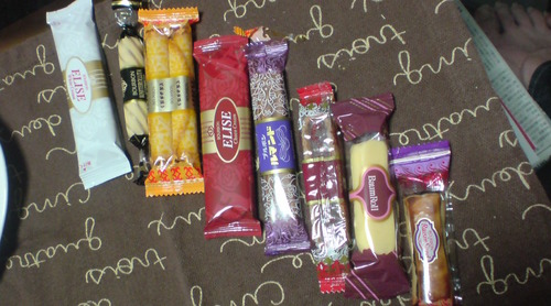 ブルボンのお菓子どれが好き?
