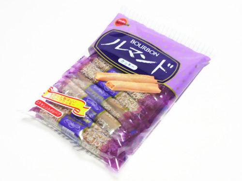 ブルボンのお菓子は「ルマンド」が最強 異論は認めない