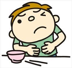 満腹になるまで食べるクセをなくしたい