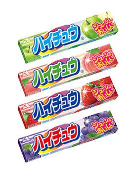 ハイチュウ、メジャーリーガーの間で大人気 「最高のキャンディ」「中毒になる」