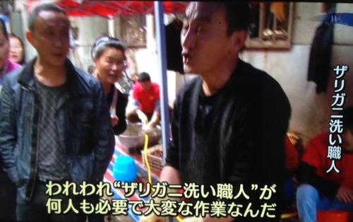 中国人が10年かけ『ザリガニ洗濯機』を開発 200匹を5分で洗浄し値段は43万円 「世界中で使って欲しい」