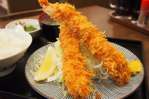 エビフライ定食900円←エビ何尾や思う?