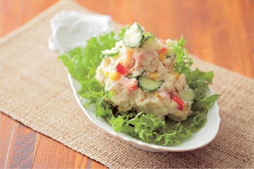 ポテトサラダは既成品か手作りだったらどっちが好き?見分けは付く?