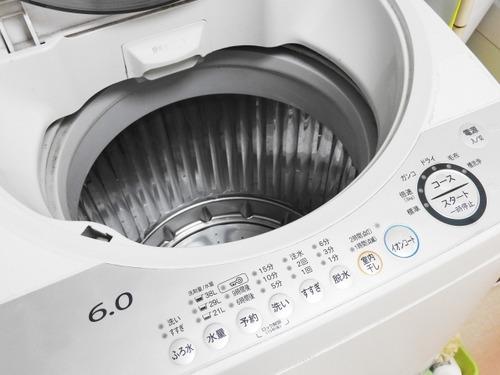 (^ω^)「洗濯機、オン!w(AM6:00)」ゴォングォン