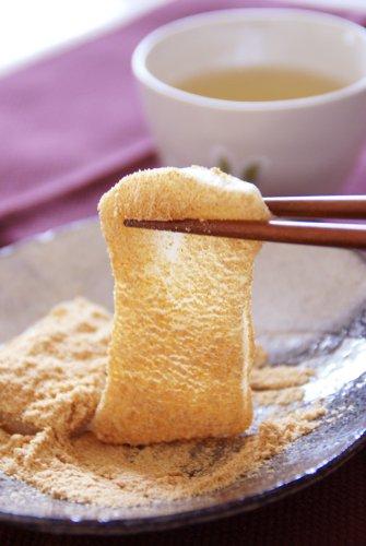 餅の食べ方ランキング 1位きな粉 2位砂糖醤油 3位磯辺餅 4位力うどん 5位あんこ餅