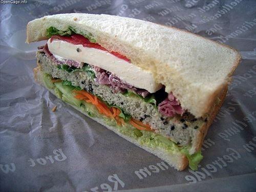 サンドイッチって高いと思わない?