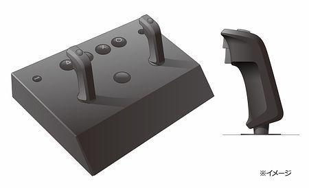 タニタ、ゲーム事業参入 「電脳戦機バーチャロン」 価格は送料込みで5万5400円