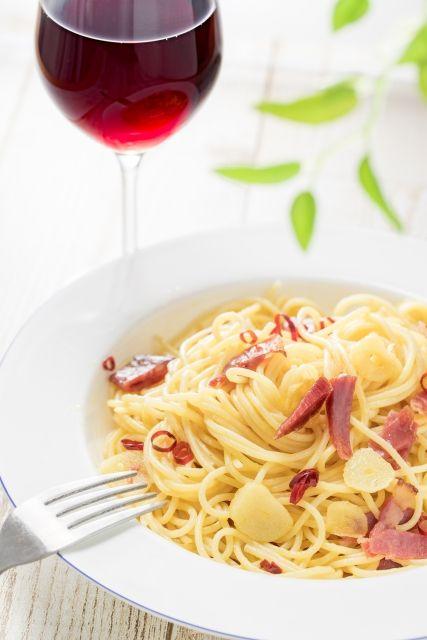 ペペロンチーノって大して美味しくないくせに、作るの難しいよな