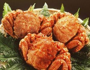 毛ガニ、北海道産イクラ&甘エビ入り海鮮チラシも食べ放題で3996円