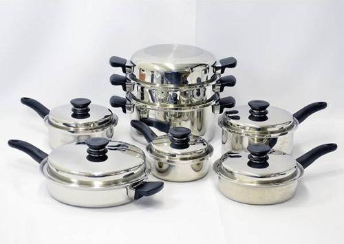 アムウェイの鍋とか無水鍋ってどうなの?