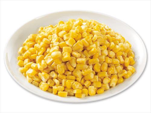 ホールコーン(粒コーン)の缶詰という安くて汎用性の高い食材