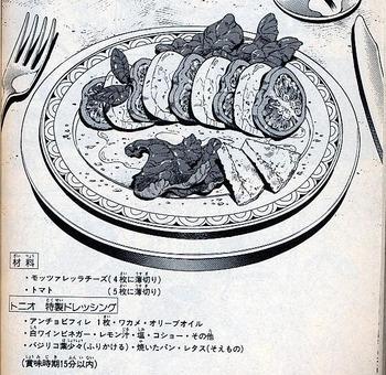 お前らジョジョファンならトニオの料理を真似して作った事あるよな?