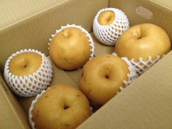 楽天スーパーセールで買った梨が酷いと話題に