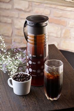 水出しコーヒー作ってみろ 暑い夏が捗るぞ