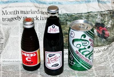 九州では「コガコーラ」と「トモビタンC」と「三菱サイダー」が大人気(画像あり)