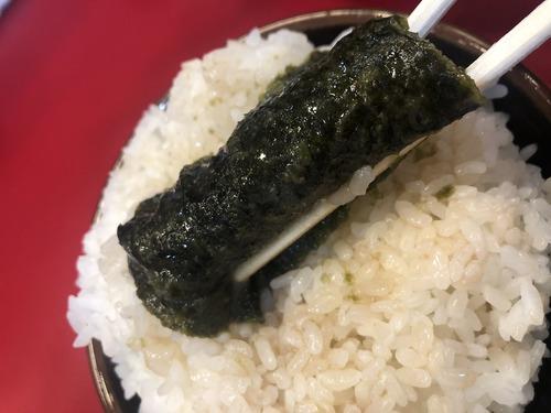 家系ラーメンでライス無料の理由!!