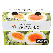 【これぐらい自分で作れよ…】コンビニ殻付きゆで卵 健康、時短で中高年に人気