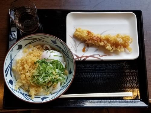 丸亀製麺ってガチれば3000円使うな