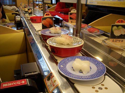 一人で回転寿司にいく勇気がないワイを応援するスレ