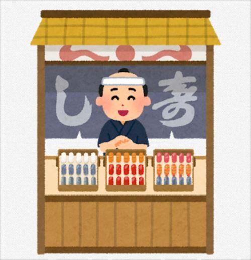 江戸っ子「寿司でもつまむか?蕎麦でも飲むか?」←これ
